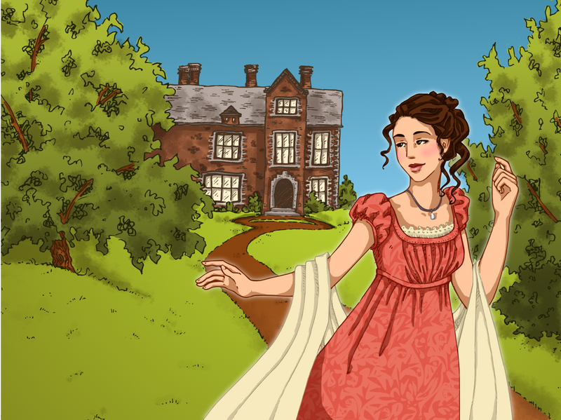 Jane Austen Dress Up by frivolousdistinction