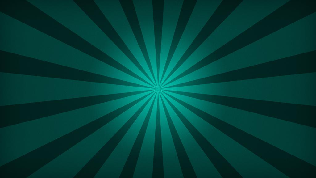 green sunburst background - photo #49