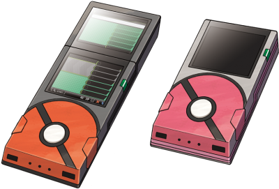 Pokemon Item: Unova Pokedex by ProElekid