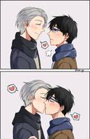 Kiss by lunurp