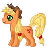 AppleJack Icon by HorizonDreams