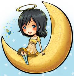 Melan on the Moon