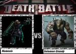 Nemesis vs Solomon Grundy