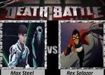 Max Steel Vs. Rex Salazar
