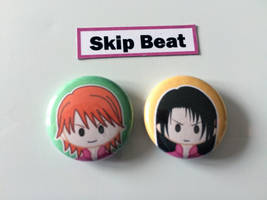 Skip Beat Buttons by TheStarLi