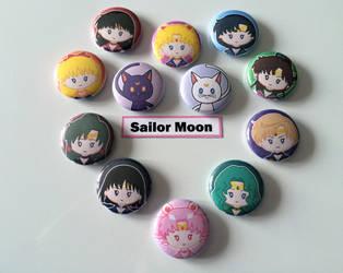Sailor Moon by TheStarLi