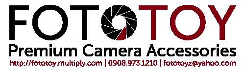 Fototoy logo by dennison
