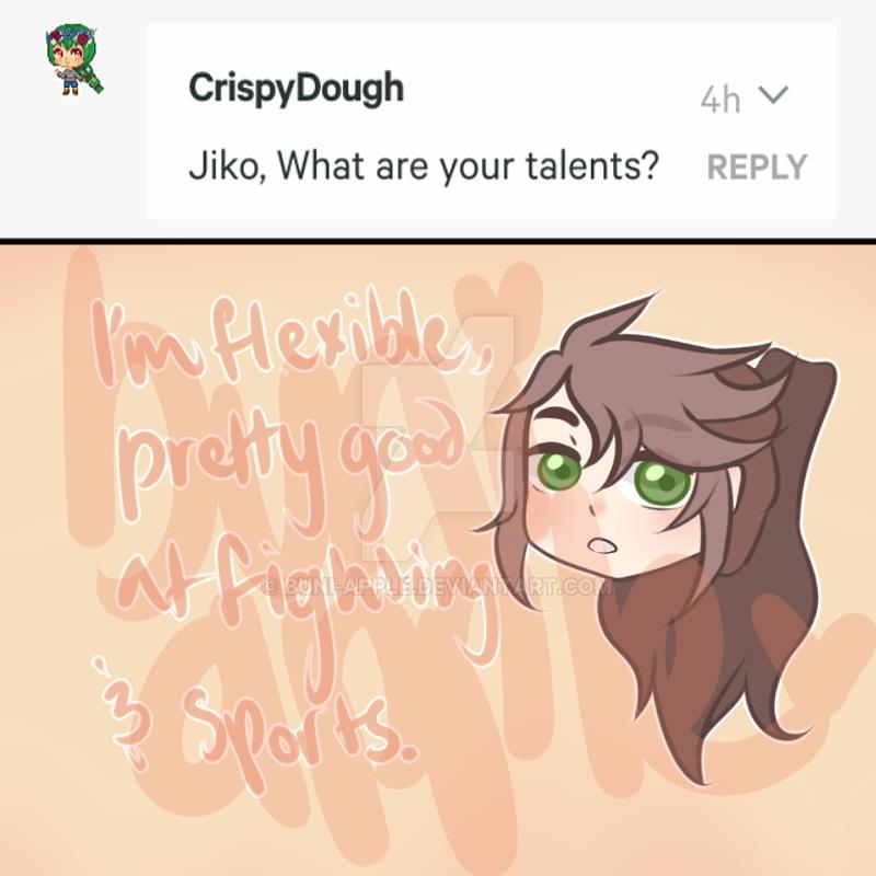 Ask Jiko 2 by buni-apple