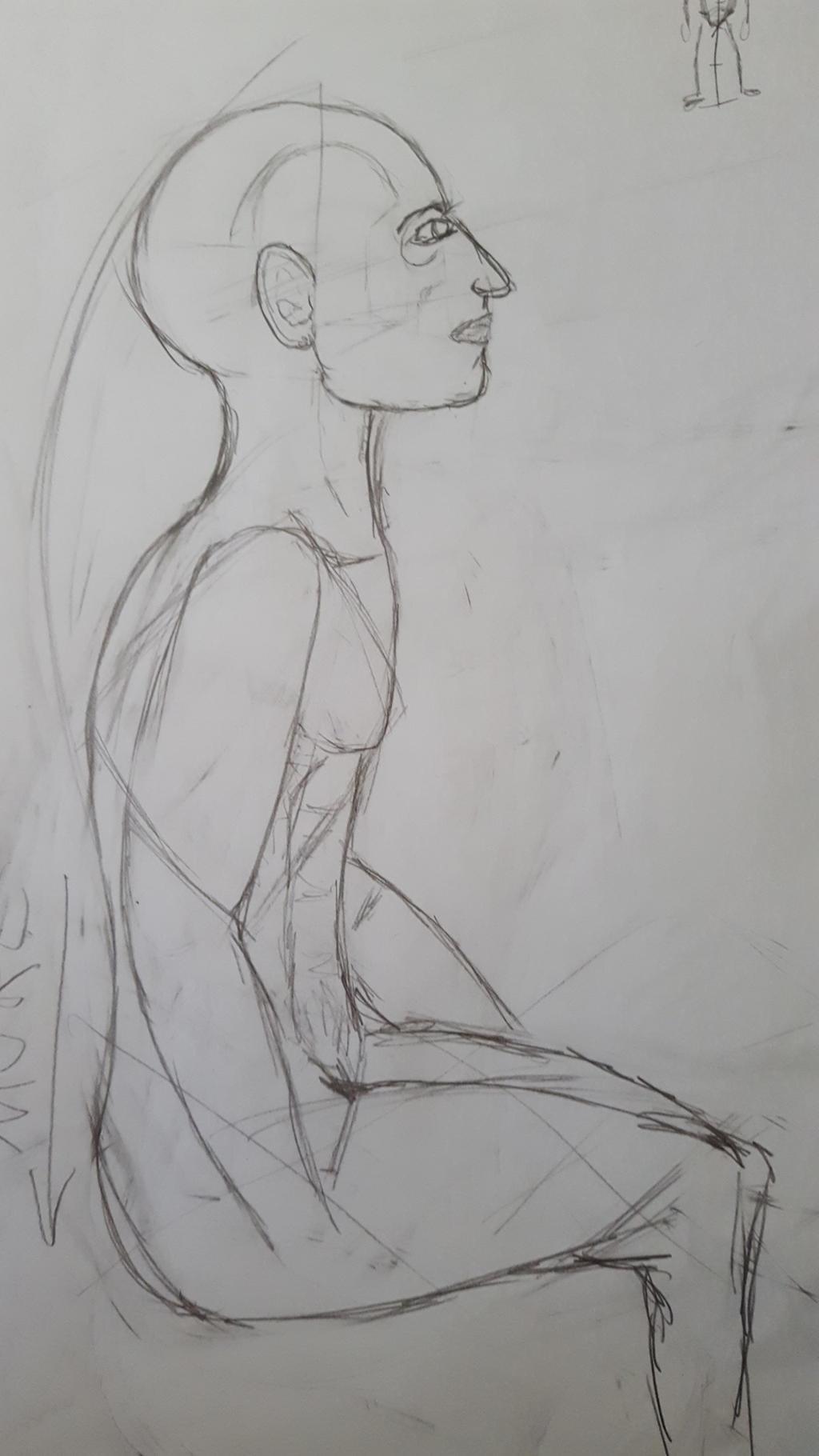 Human body exercise by kestovaari