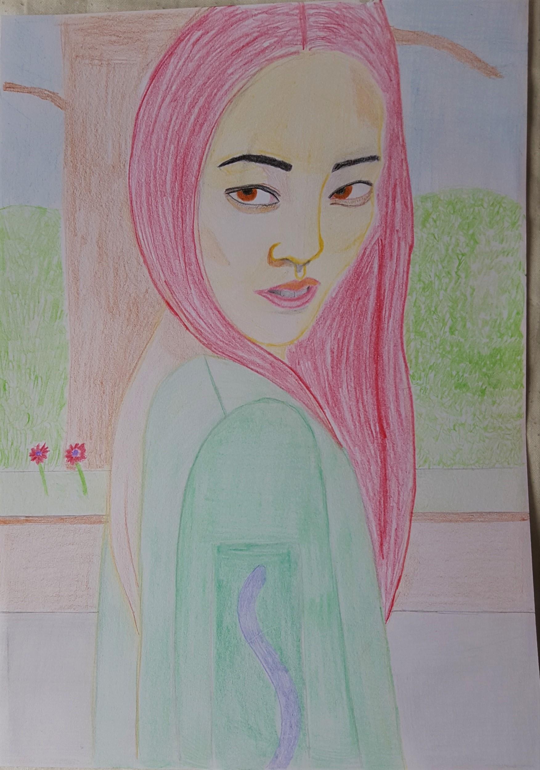 Beautiful Asian by kestovaari