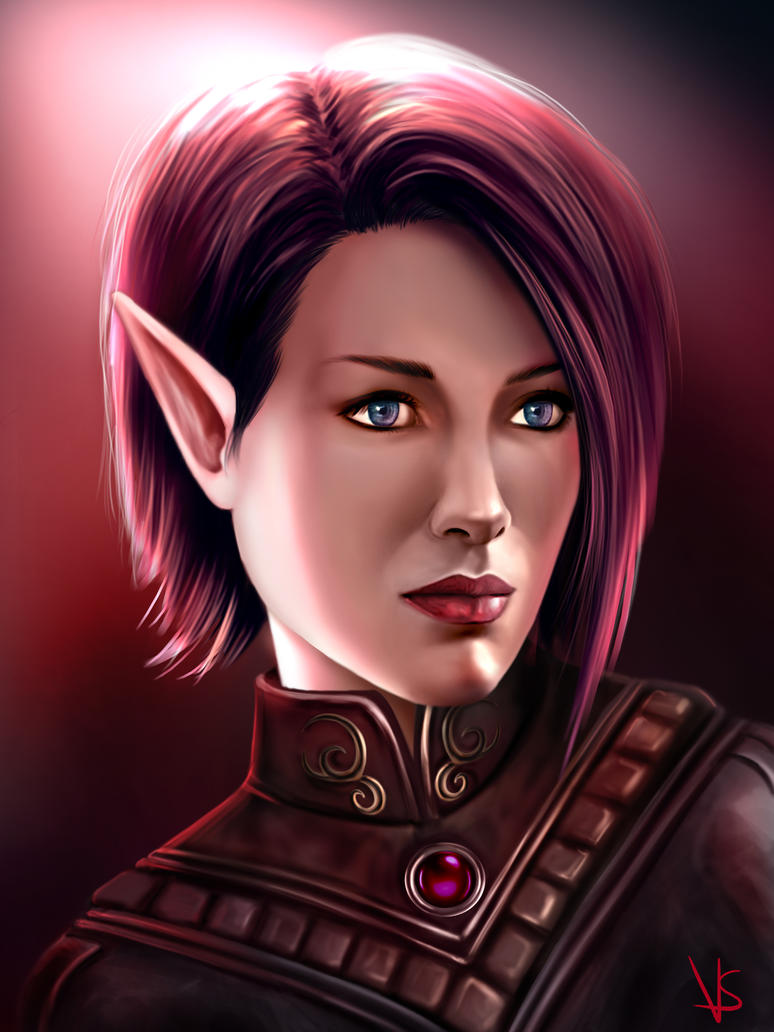Elf by ValenteS