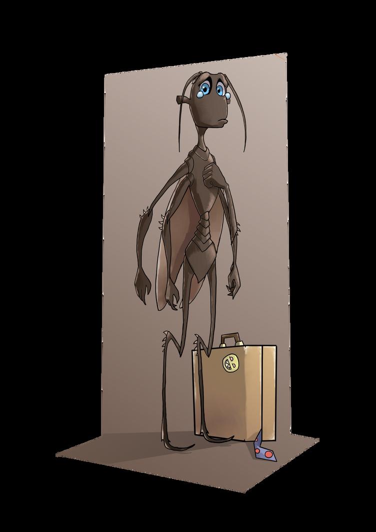cockroach by Steyfer