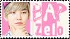 Stamp - BAP Zelo by nakuchan9095
