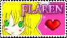 Stamp - my OCC - Flaren by nakuchan9095