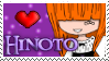 Stamp -my OCC- Hinoto by nakuchan9095