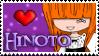 Stamp -my OCC- Hinoto by nakuchan9095