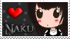 Stamp -my OCC- Naku by nakuchan9095
