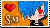 Stamp -my OCC- Sai by nakuchan9095