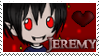 Stamp -My OCC - Jeremy by nakuchan9095