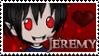 Stamp -My OCC - Jeremy by nakuchan9095