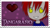 Stamp -My OCC - Tangarano by nakuchan9095