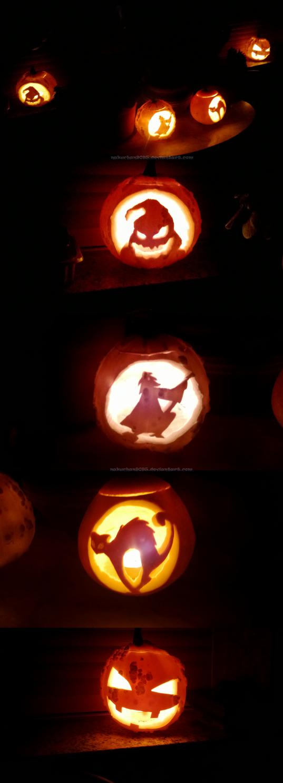 Halloween 2014 by nakuchan9095