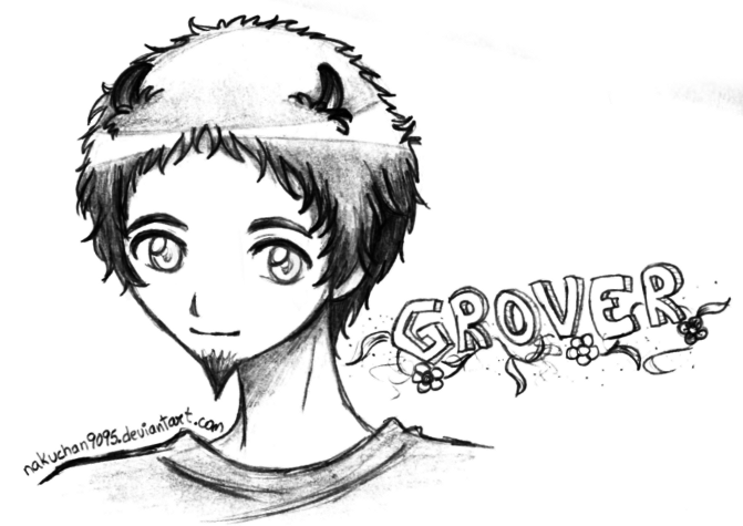 Grover by nakuchan9095