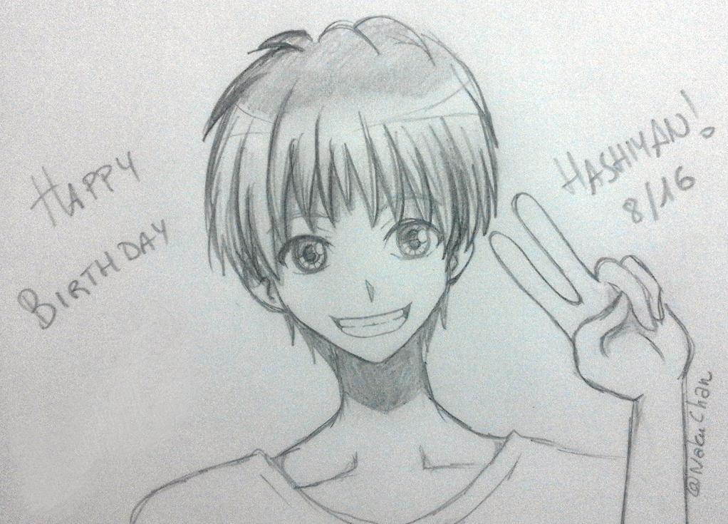 Happy B'Day Hashiyan by nakuchan9095