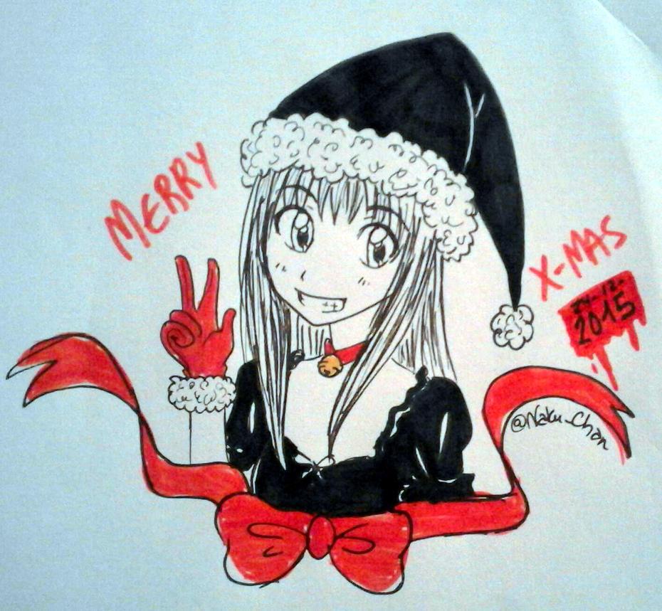 Merry X-Mas'15 by nakuchan9095