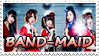 stamp BAND-MAID (ver.3) by nakuchan9095