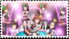 stamp NyaKB (anime ver) by nakuchan9095