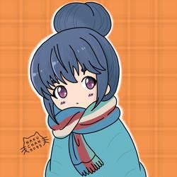 Rin Shima (Yuru Camp)