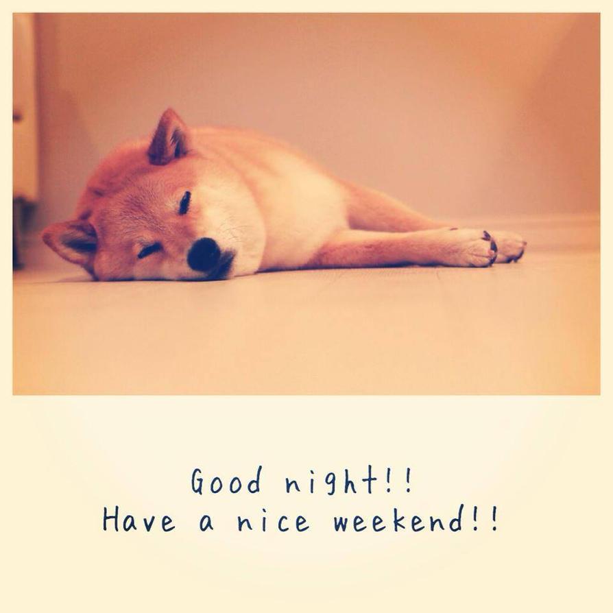 Have a nice weekend by marustagram on deviantart - Week end a nice ...