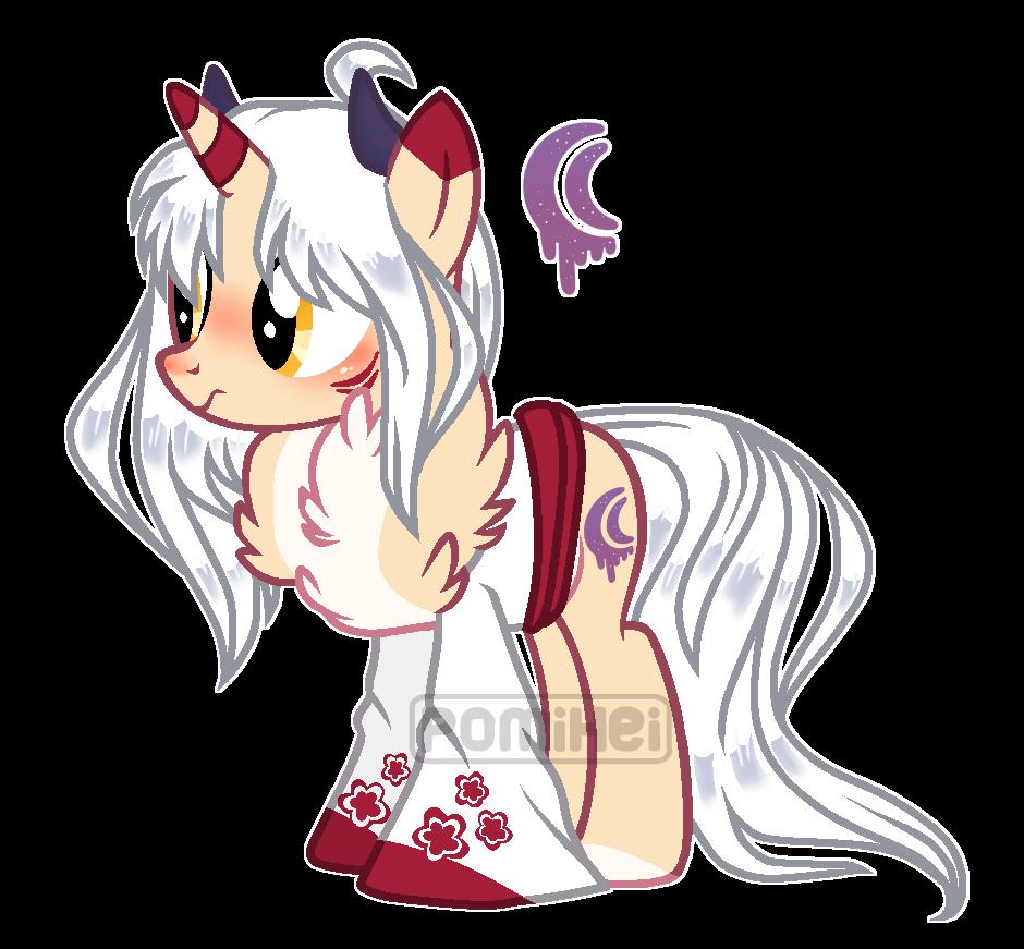 Themed pony OTA by Pomihei
