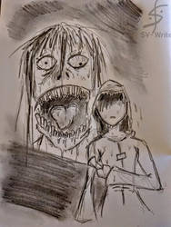 Stalking... (Sketch)