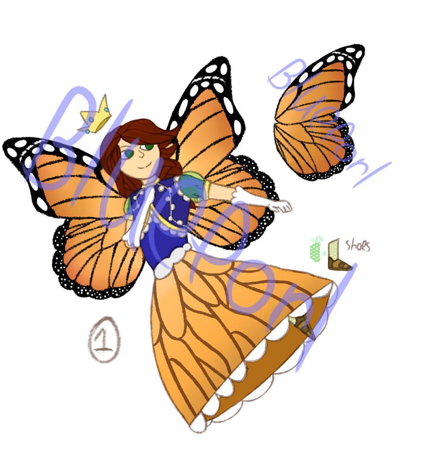[Open OTA] Monarch Queen by BluePorl