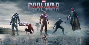 Captain America Civil War Antman