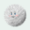 Cute Lil Fuzzball by GameLink7