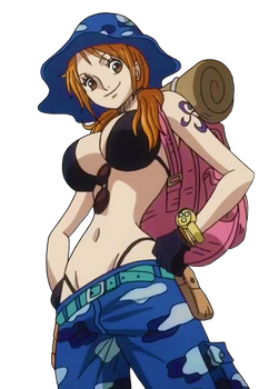 One Piece : Nami - SP - 3