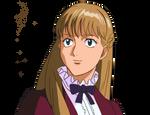 Gundam Wing : Relena Peacecraft - SP -17 (Welcome)