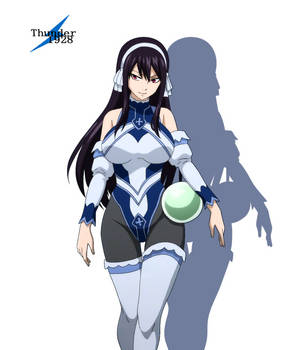 Fairy Tail : Ultear Milkovich - SP - 1 (Time Rift)