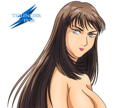 Gundam Wing : Lady Une - SP - 10 (Passion)