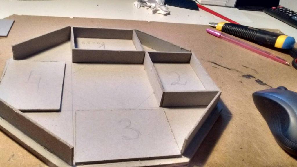 Miraculous box by MayumiKurosake