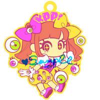 Kyary Pamyu Pamyu Rubber Strap SAMPLE