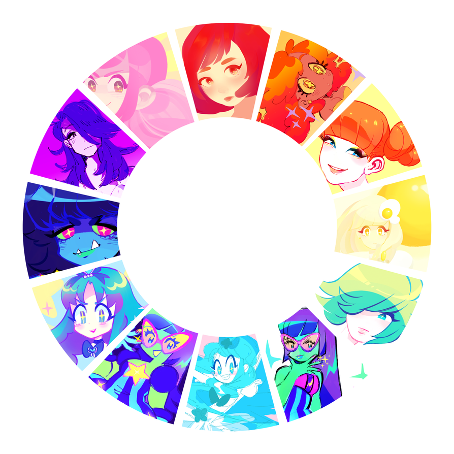 COLOR WHEEL by star-firework