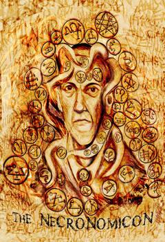H.P. Lovecraft The Necronomicon