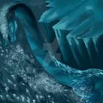 ocean wet tube lizard
