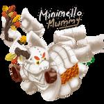 Minimello Mummy: Pacapillar Advent Design