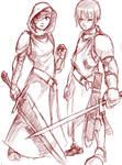 Meliodoul and Izlude