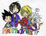 +Happy b-day Kurapika+
